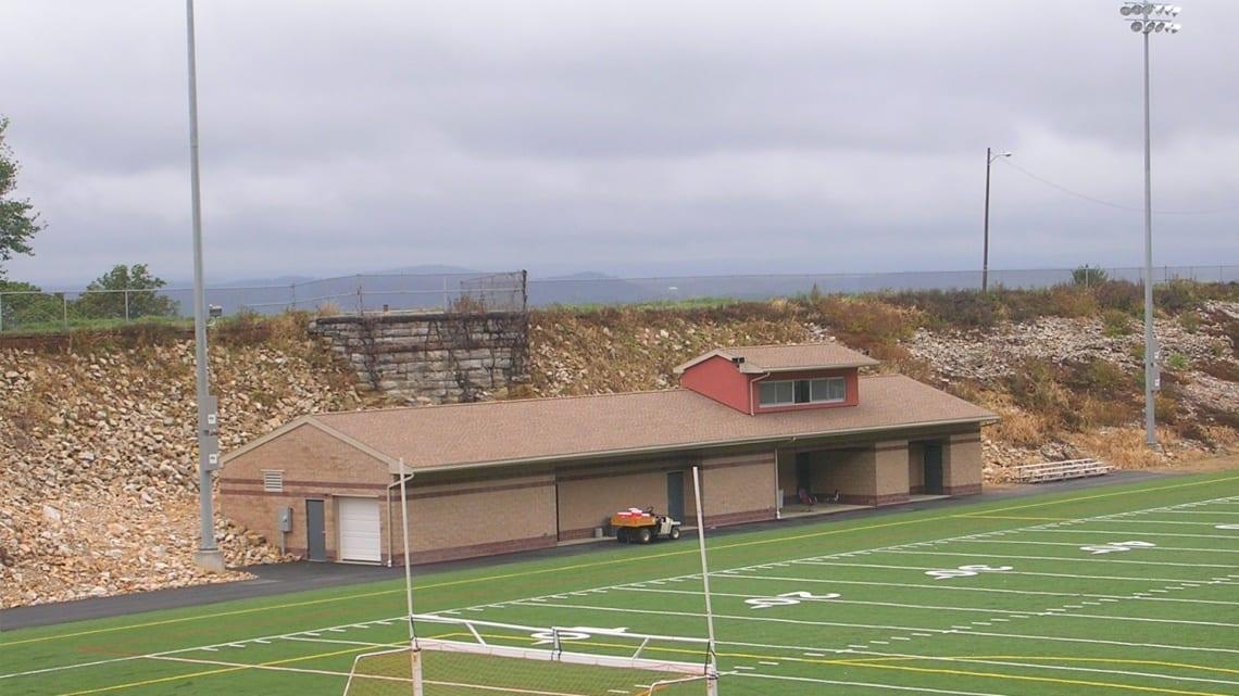 Reading School New Field House