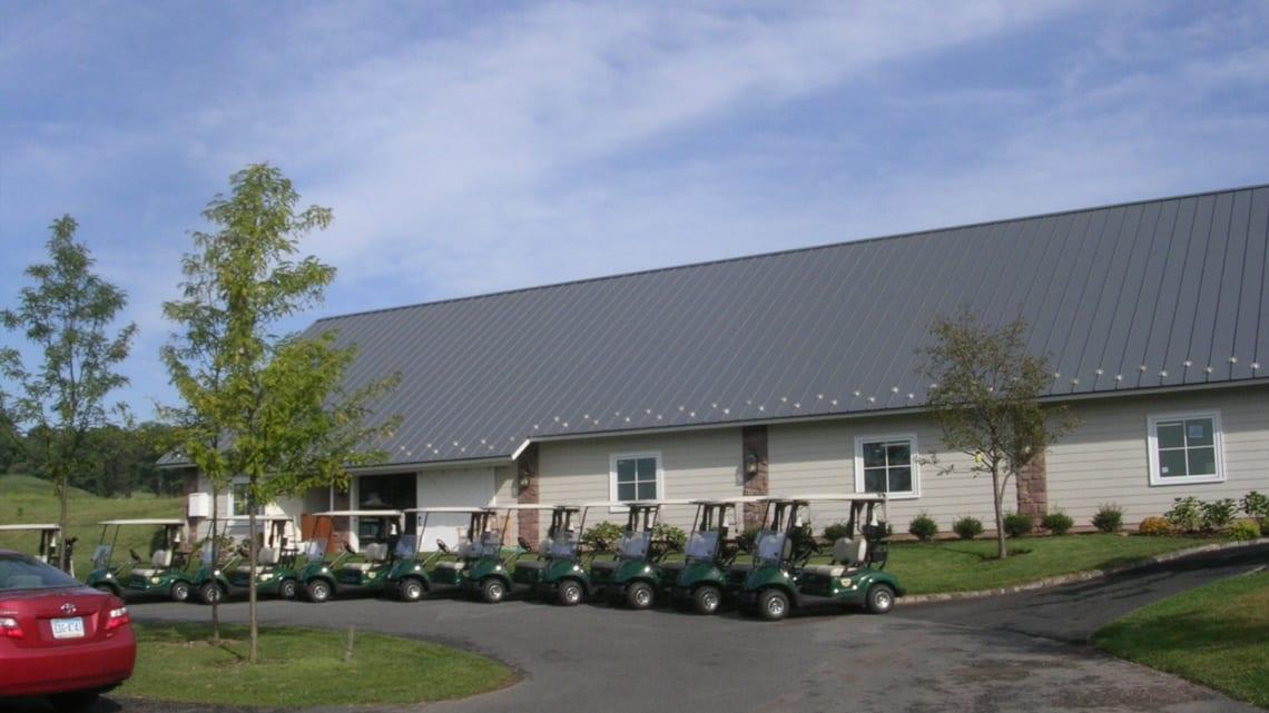 Ledge Rock Cart Barn