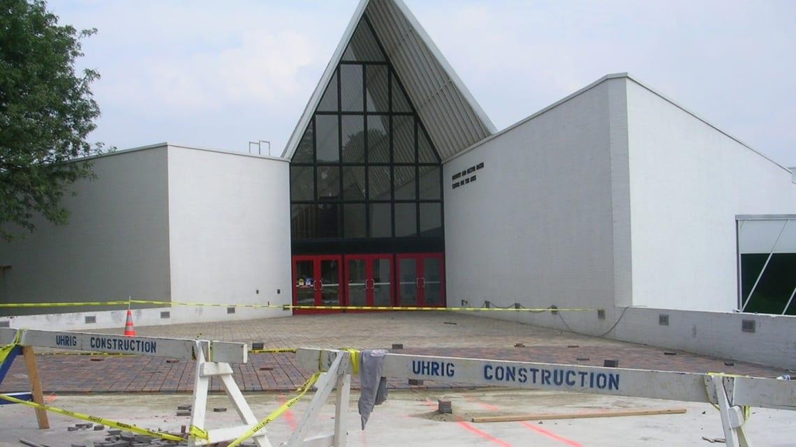 Muhlenberg College Brick Pavers